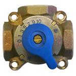 Смесительный ручной трехходовой клапан