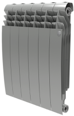 Радиатор Royal Thermo BILINER 500 Silver Satin